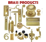 BRASS BUILDER HARDWARE RANGE